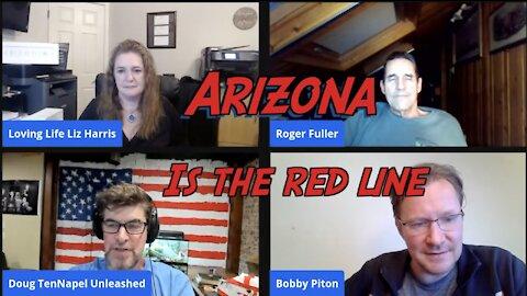Bobby Piton & Doug Tennapel say Arizona is the Red Line