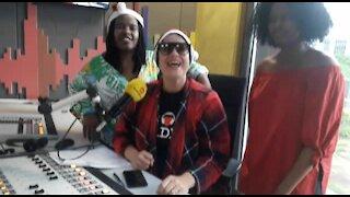 SOUTH AFRICA - Durban - Daily News Santa Run (Video) (H7N)