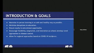 Colorado officials discuss guidelines for opening schools in the fall