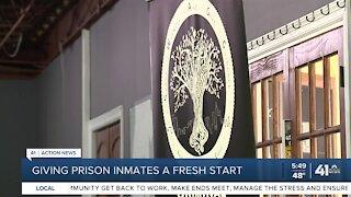 Giving prison inmates a fresh start