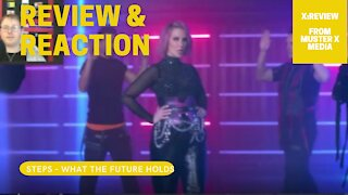 Review and Reaction: Steps - What The Future Holds