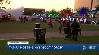New Year's Eve celebrations in Tampa Bay