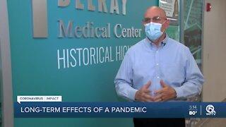 How coronavirus pandemic is impacting mental health