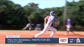 Gardens youth baseball team gearing up for World Series
