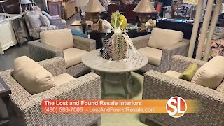 The Lost and Found Resale Interiors tells us how to consign with them