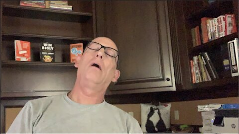 Episode 1519 Scott Adams: I Overslept, Don't know What You'll See, But it Will Be Awesome!