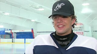 Clarence teen to play for Team USA between the pipes