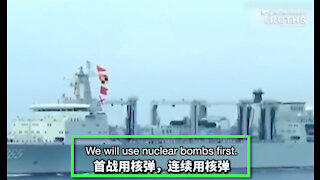 China threatens nuclear war if Japan interferes with Taiwan