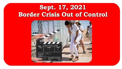 """OMG! Commie judge makes AOC's migrants live under bridge! * Sept. 17, 2021 """"Oh the humanity!"""""""