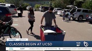 UC San Diego begins fall quarter on Thursday