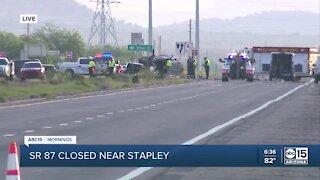 One killed, one injured on Beeline Highway crash