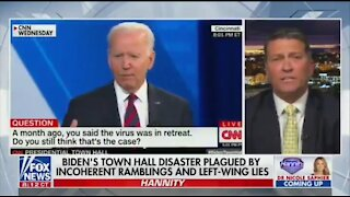 Former Presidential Physician: Something Is Wrong With Biden & It Will Only Get Worse