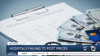 Shocking hospital bills