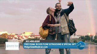 Free Exam, Blood Flow Ultrasound // Ridge Side Medical Clinic
