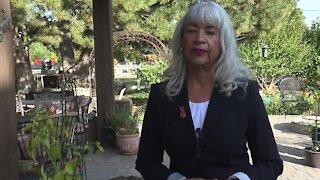 Laura Metzler raw interview