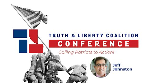 """2021 Truth & Liberty Coalition Conference: """"LGBTQ Agenda in Schools"""" with Jeff Johnston"""