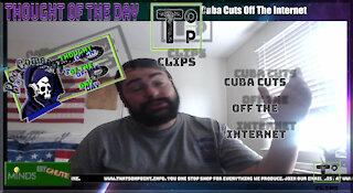Cuba Cuts Off The Internet (Clean)