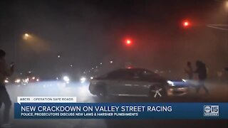 Change in state law to help slow down illegal street racing