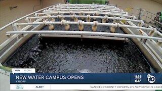 New water headquarters opens in Encinitas