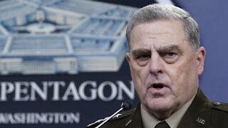 General Mark Milley Under Fire For Calls With China