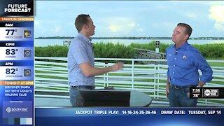 Interview with Oldsmar Mayor Eric Seidel