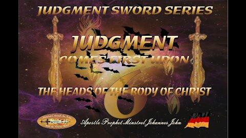 Judgment Sword Series 6