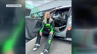 Wisconsin native Natalie Decker trying to move through the racing ranks