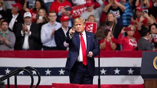 BOOM Trump Holding His Largest Rally Since Leaving Office Amid Biden's Afghanistan Crisis