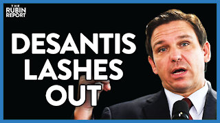 Ron DeSantis Lashes Out & Says What Needs to Happen to Dr. Fauci   Direct Message   Rubin Report
