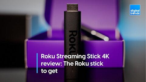 Roku Streaming Stick 4K review: The Roku stick to get