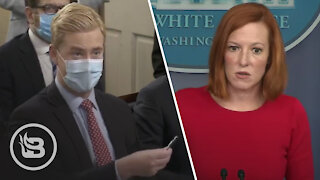 Fox Reporter STUNS Psaki Into INSANE Admission About Negotiating With Terrorists