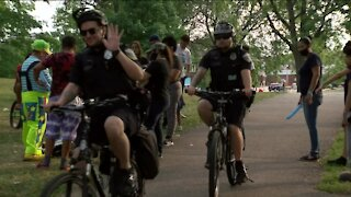 With hundreds in attendance, Milwaukee's National Night Out promotes police-community relations