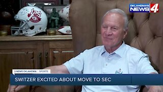 Switzer Excited About Move to SEC