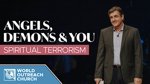 Angels, Demons & You — Spiritual Terrorism