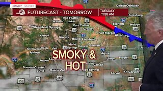Colorado under air quality health advisories for smoke until Tuesday morning