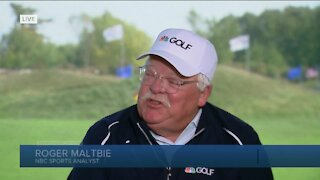 NBC Sports Analyst joins TMJ4 to reflect on first match of Ryder Cup