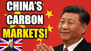 China's Carbon Market Dominance | Carbon Market, Emissions Trading System, China, Climate Change