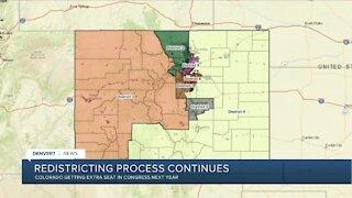 2020 census data expected today, will impact Colorado redistricting