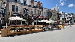 An Inside Look At How Downtown Montreal Bars Are Dealing With COVID (VIDEO)