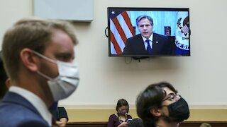 Secretary Blinken Testifies On Troop Withdrawal From Afghanistan