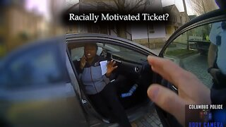 Woman Accuses Police Officer of Being Racist for Writing a Ticket