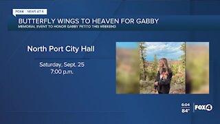 Gabby Petito Memorials planned