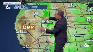 Scott Dorval's Idaho News 6 Forecast - Monday 8/2/21