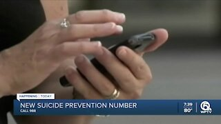 9-8-8 launches as the new National Suicide Prevention Lifeline