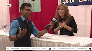 """Speaking with Jodi Benson, the voice of Ariel in """"The Little Mermaid"""""""