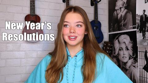 My New Year's Resolutions | Whitney Bjerken