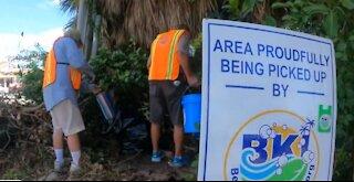 Delray Beach organization helps keep beaches, community clean