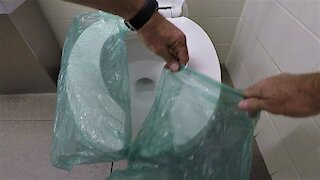 Clever & easy bathroom hack for safety and hygiene