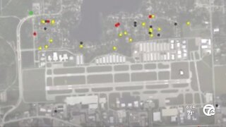 PFAs found in drinking water near Oakland International Airport0