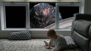 Window Remote Control: Space